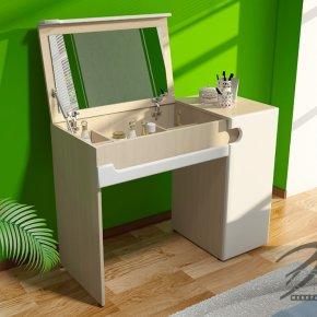 Трюмо Палермо туалетный столик откидной