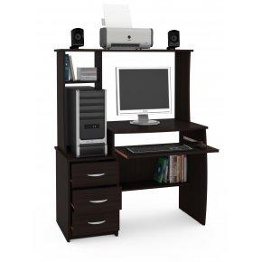 Стол компьютерный Комфорт-5 венге