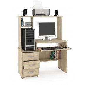 Стол компьютерный Комфорт-5 сонома