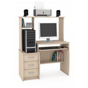 Стол компьютерный Комфорт-5 паллада