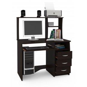 Стол компьютерный Комфорт-4 венге