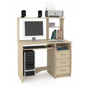 Стол компьютерный Комфорт-4 сонома