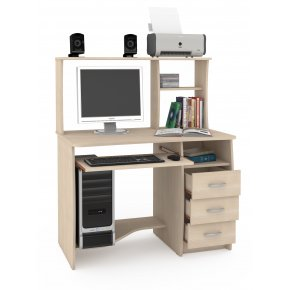 Стол компьютерный Комфорт-4 паллада