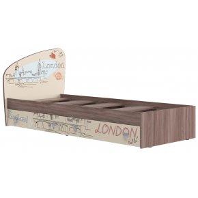 """Кровать """"Лондон"""" с ящиками"""