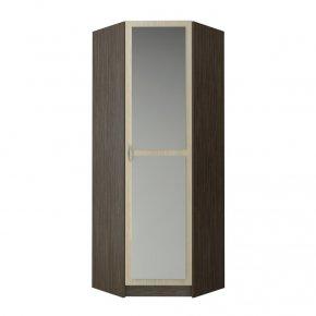Шкаф угловой с зеркалом Вега