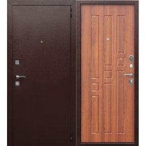Сейф-двери Гарда рустикальный дуб
