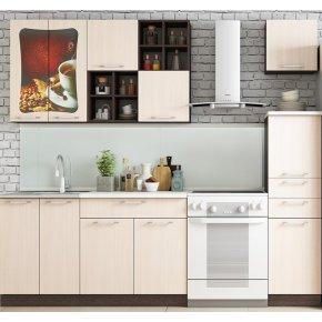 Кухонный гарнитур Легенда-11 венге-дуб