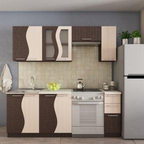 Кухонный гарнитур Легенда-24 венге