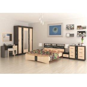 Спальный гарнитур Эрика 1600
