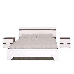 Кровать с двумя тумбочками Анталия