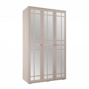 Шкаф трехстворчатый Ривьера с зеркалом