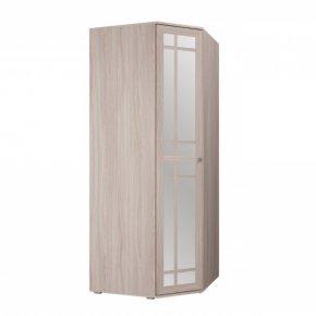 Шкаф угловой Ривьера с зеркалом