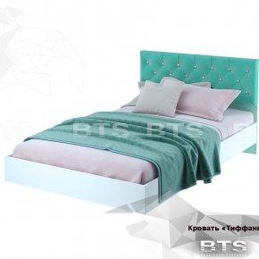 Кровать Тифани с мягким изголовьем