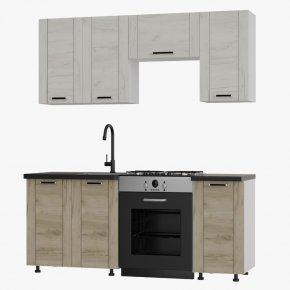 Кухонный гарнитур 1600 Диана-4 Лофт