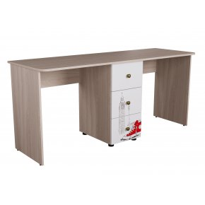 Мийа-3 стол для двух детей, двухсторонний