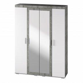 Шкаф Инстайл четырехдверный