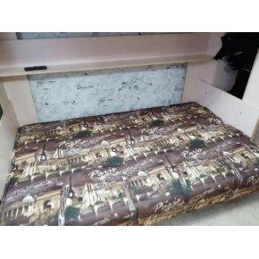 Кровать-диван двухъярусная Омега-17