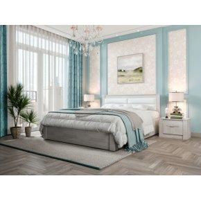 Кровать 1,6 Монако КР-16 с настилом