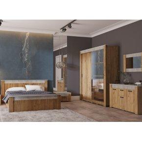 Кровать 1,6 Франк КР-14 с настилом